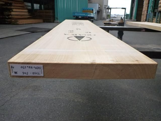 岐阜県産ヒノキ 一枚板・厚盤 THB-506