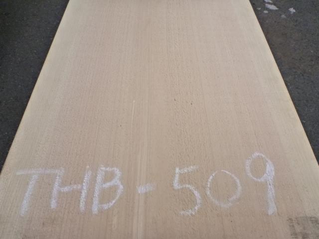 岐阜県産ヒノキ 一枚板・厚盤 THB-509