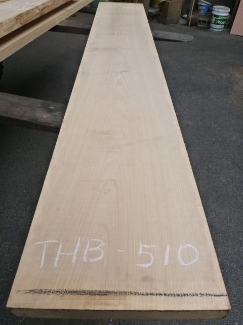 岐阜県産ヒノキ 一枚板・厚盤 THB-510