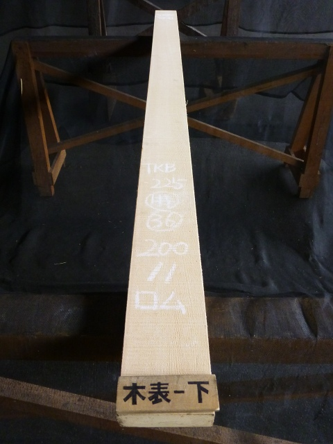 天然木曽ヒノキ一枚板・厚盤