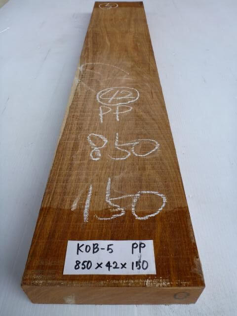 コソ 一枚板 KOB-5