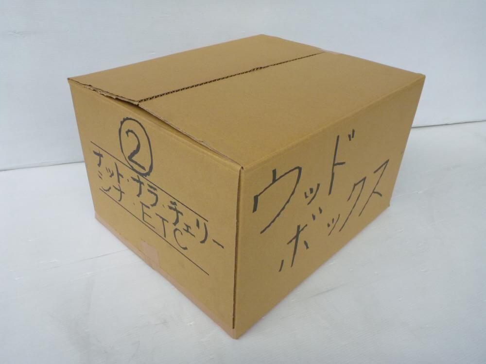 ウッドボックス(ミックス)WBX-2