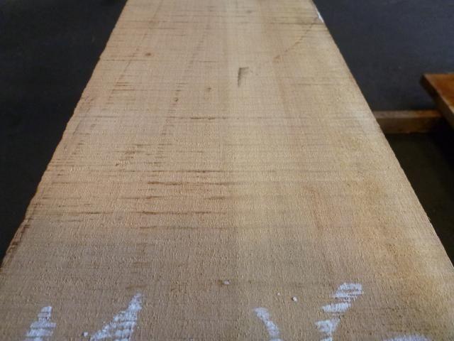 マカバ 柾目 平板 M-25