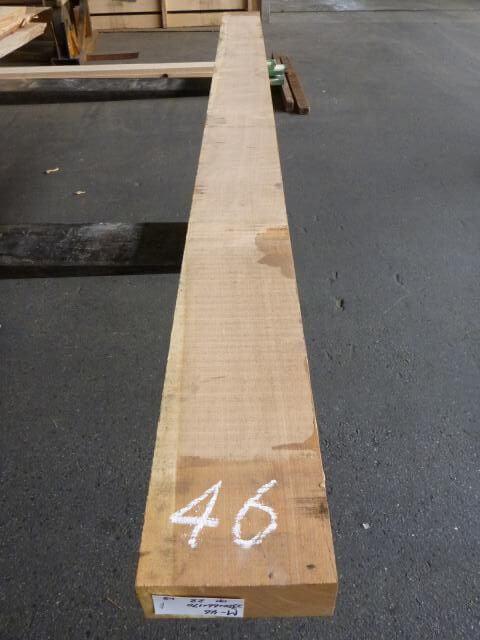 マカバ 柾目・平板 M-46