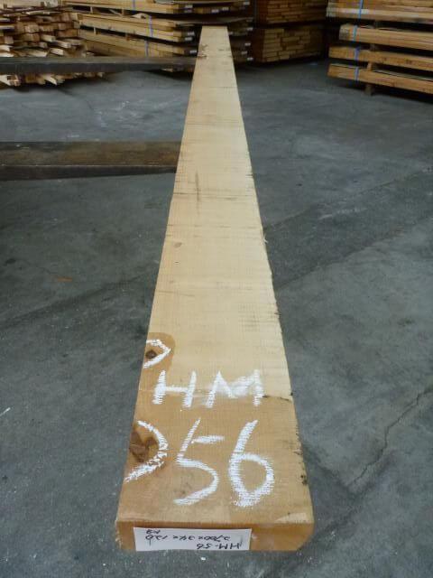 ハードメープル 柾目板 国内挽き HM-56