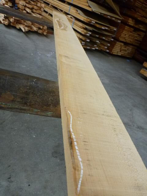 ハードメープル 柾目板 国内挽き HM-89