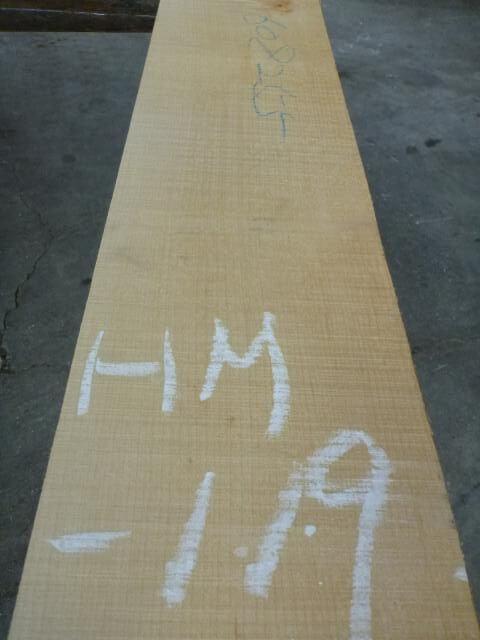 ハードメープル板 HM-119
