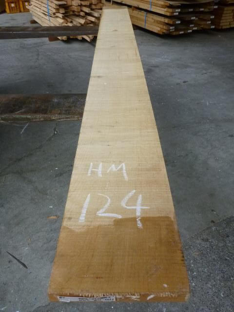 ハードメープル板 HM-124
