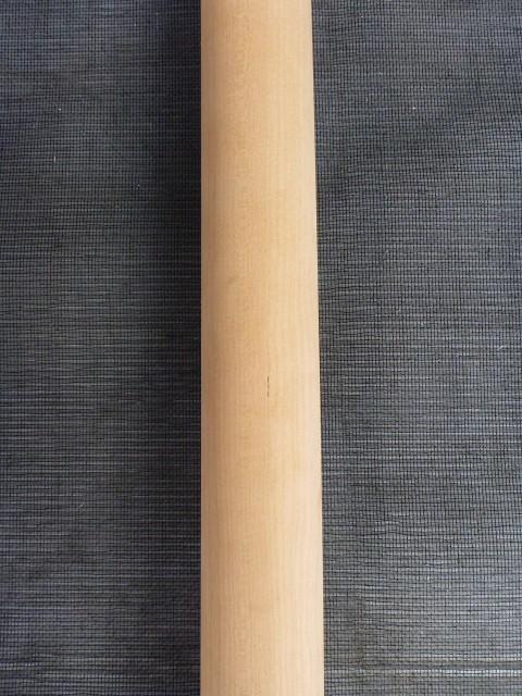 ブラックチェリー材 径40mm 丸棒 BCRB-40
