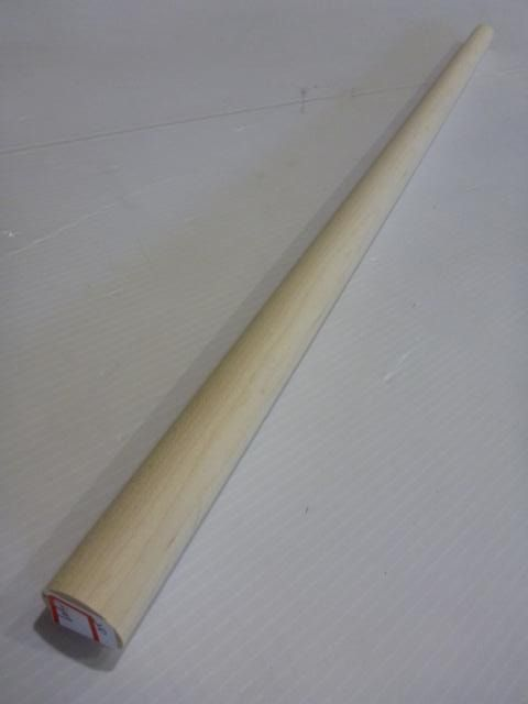 ハードメープル材 径20mm 丸棒 HMRB-20