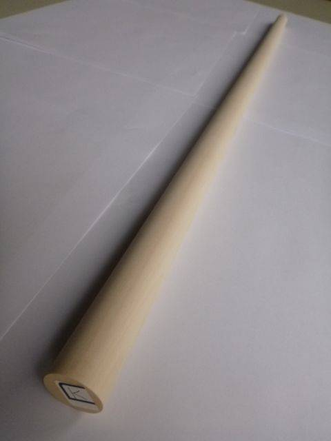 カツラ材 径25mm 丸棒 白身・源平 KWRB-25