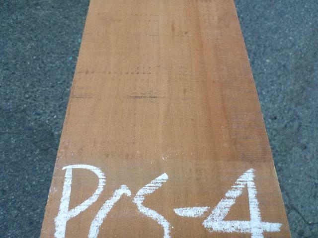 ペンシルシダー 耳断ち 柾目板 PCS-4