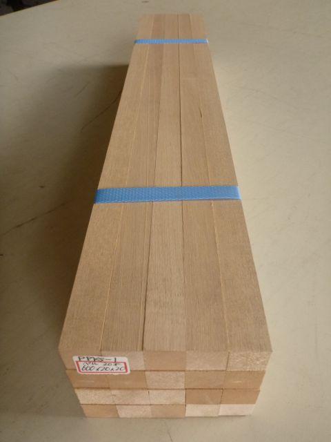 ペルポック 角材 S4S仕上げ 20本セット PPKS-001