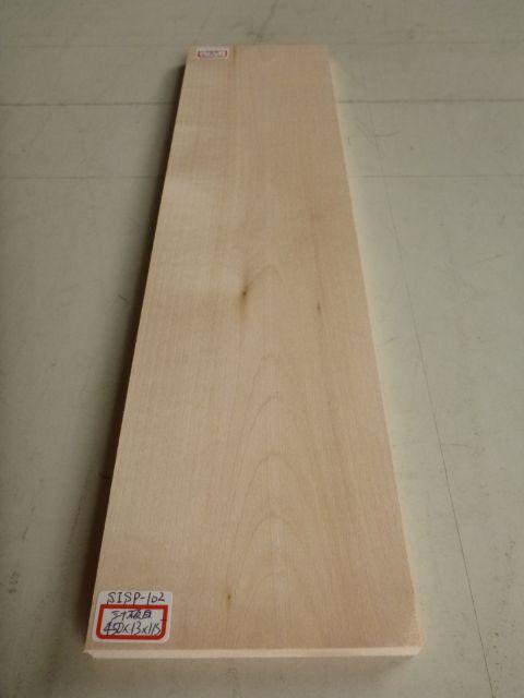 シナ材 薄板 プレナ仕上げ SISP-102