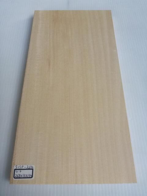 シナ材 薄板 サンダー仕上げ SISP-264