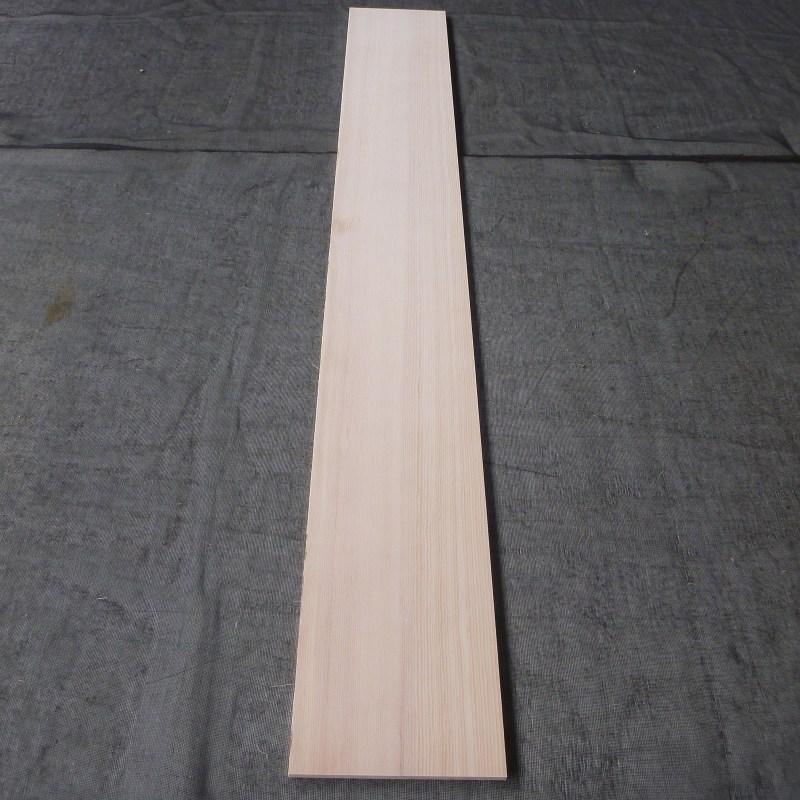 スプルース 薄板 プレナー&サンダー仕上げ