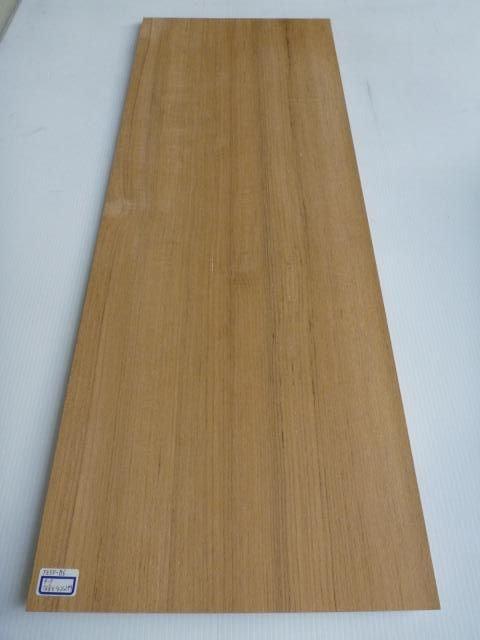 チーク材 薄板 サンダー仕上げ TESP-86