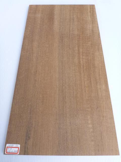 チーク材 薄板 サンダー仕上げ TESP-134