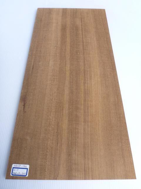 チーク材 薄板 サンダー仕上げ TESP-144