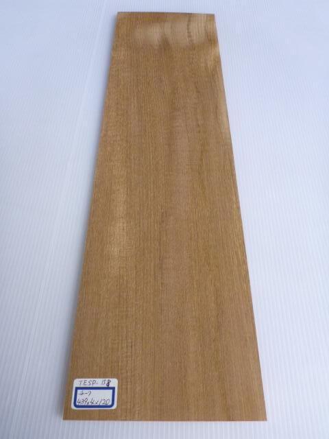 チーク材 薄板 サンダー仕上げ TESP-158