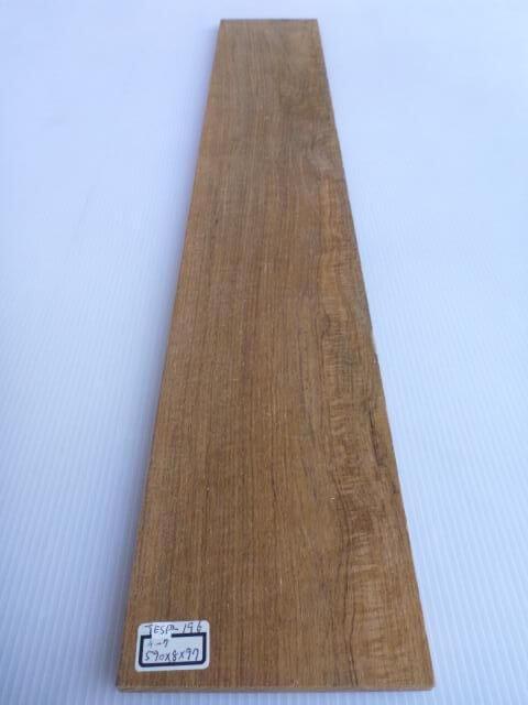 チーク材 薄板 サンダー仕上げ TESP-196