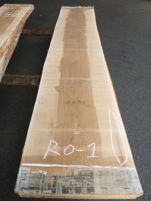 レッドオーク 両耳付き板目 RO-001