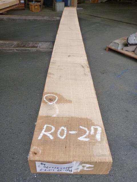 レッドオーク 耳断ち柾目 RO-27