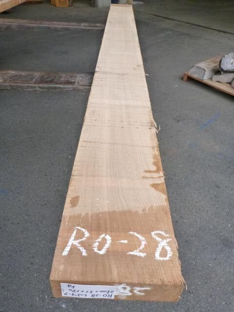 レッドオーク 耳断ち柾目 RO-28