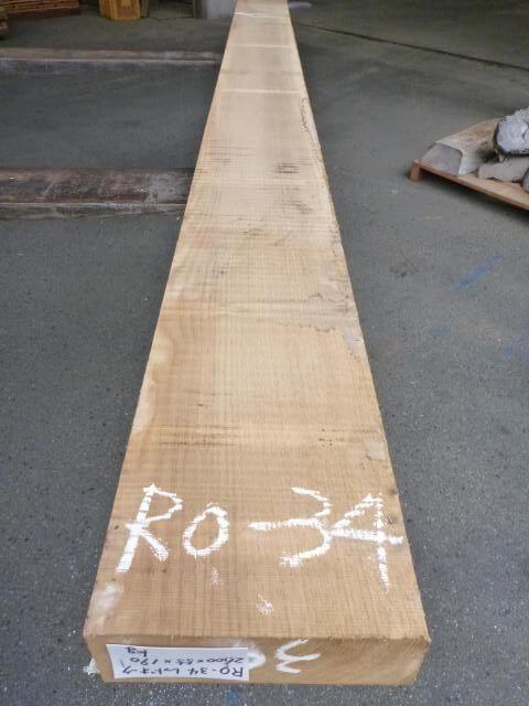 レッドオーク 耳断ち柾目 RO-34