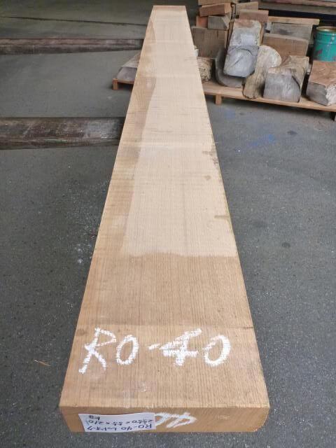 レッドオーク 耳断ち柾目 RO-40