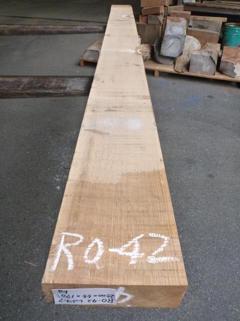 レッドオーク 耳断ち柾目 RO-42