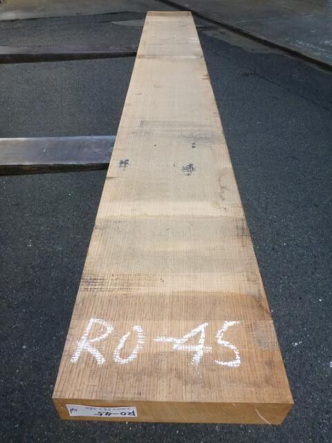 レッドオーク 耳断ち柾目 RO-45