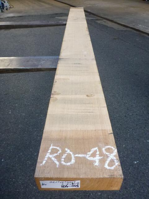 レッドオーク 耳断ち柾目 RO-48