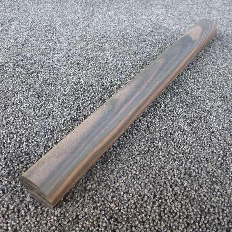 縞黒檀 丸棒