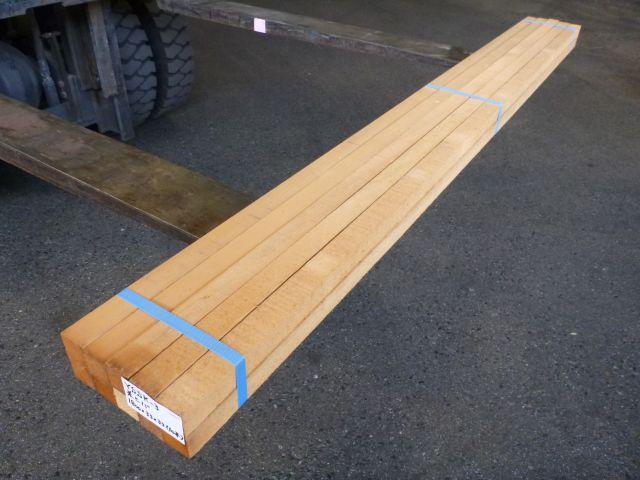米ヒバ 角材 ラフ材 10本セット YSSK-3