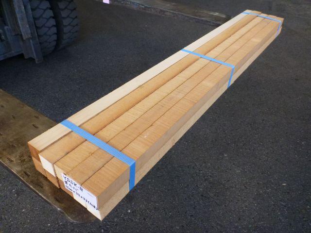 米ヒバ 角材 ラフ材 10本セット YSSK-8