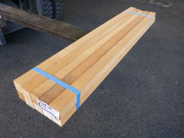 米ヒバ 角材 ラフ材 10本セット YSSK-10