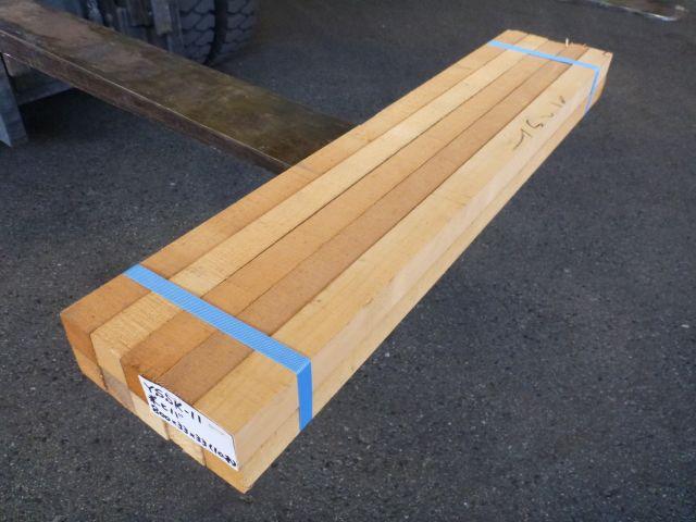 米ヒバ 角材 ラフ材 10本セット YSSK-11