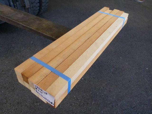 米ヒバ 角材 ラフ材 10本セット YSSK-12