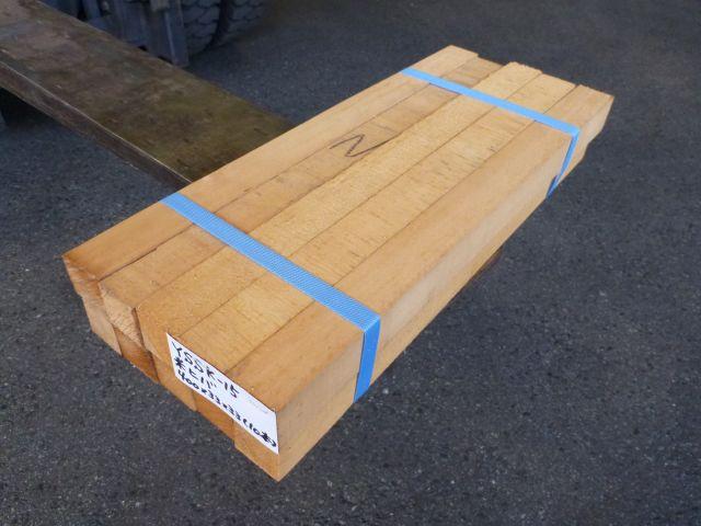 米ヒバ 角材 ラフ材 10本セット YSSK-15