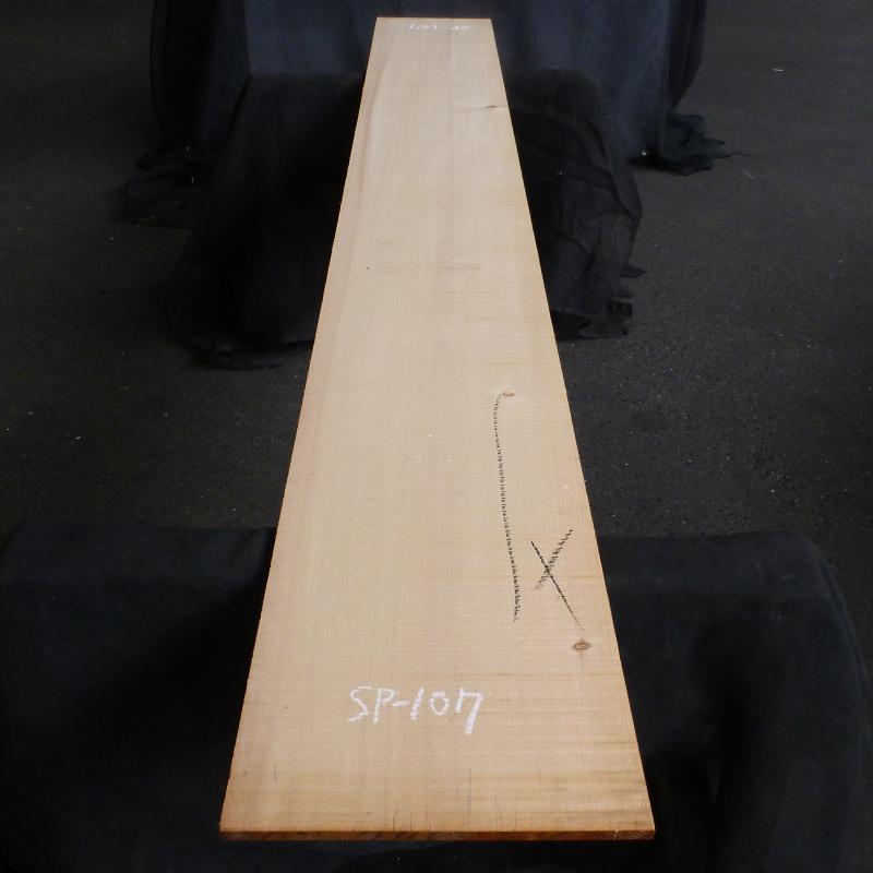 スプルース 一枚板