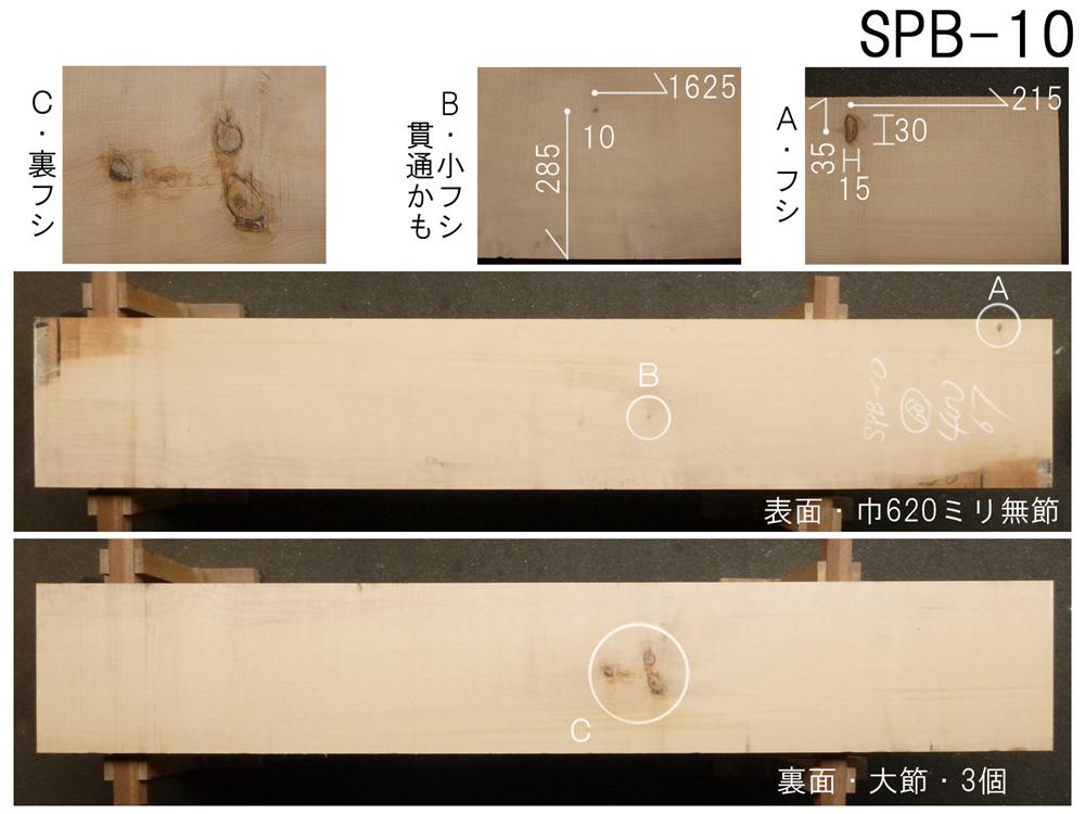 スプルース 和風高級店 カウンター用 SPB-10