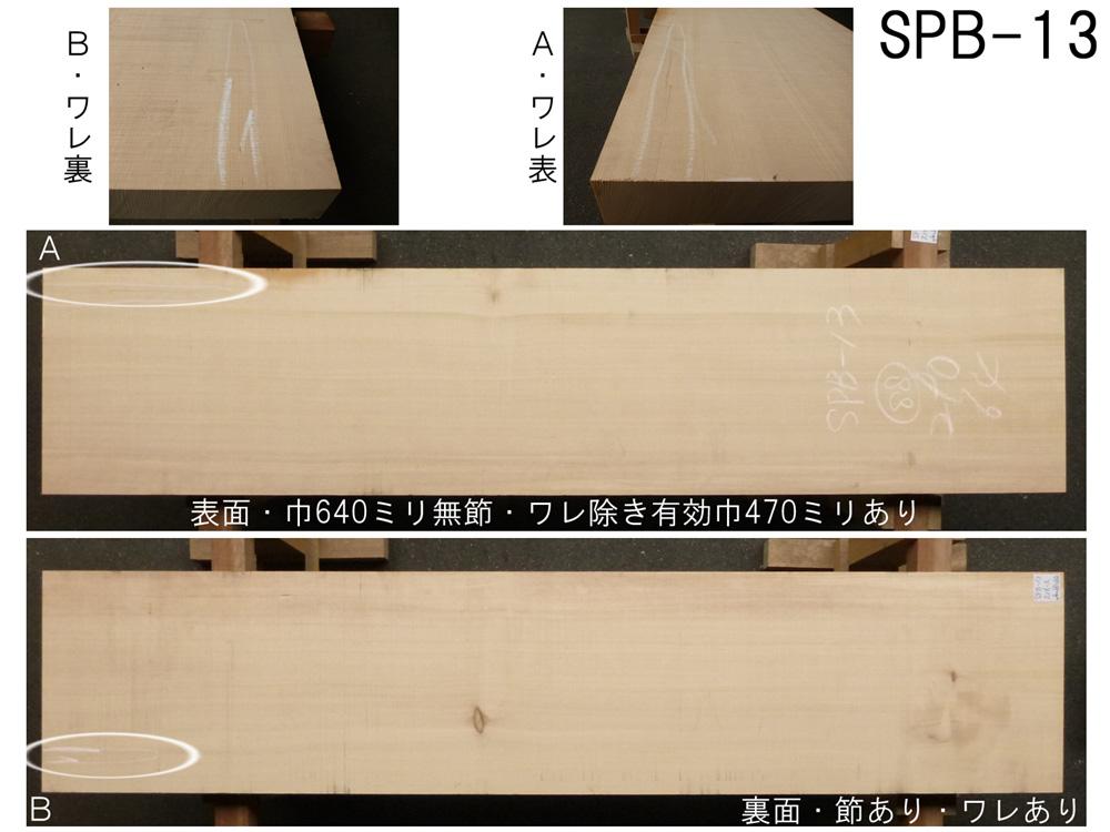 スプルース 和風高級店 カウンター用 SPB-13