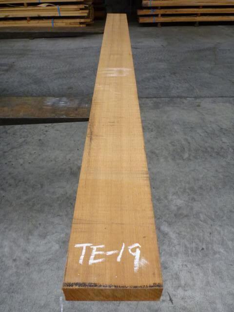 チ-ク 耳断ち 柾目板 TE-19