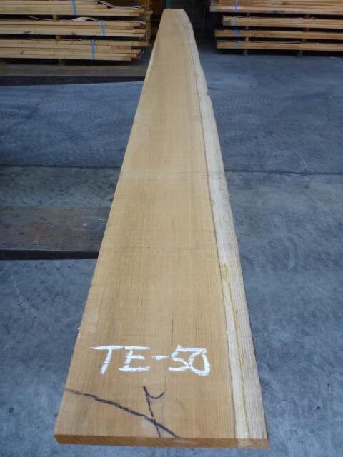 チ-ク 耳断ち 柾目板 TE-50