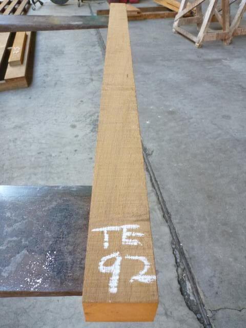 チ-ク片耳付 柾目板 TE-91