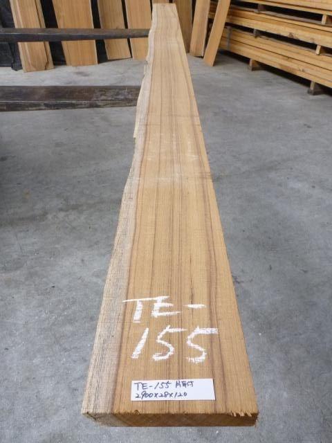 チ-ク 片耳付き 柾目板 TE-155