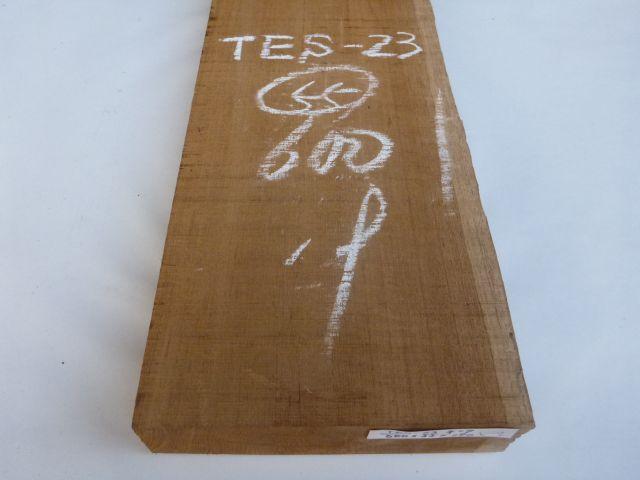 チ-ク 片耳付き 柾板 TES-23