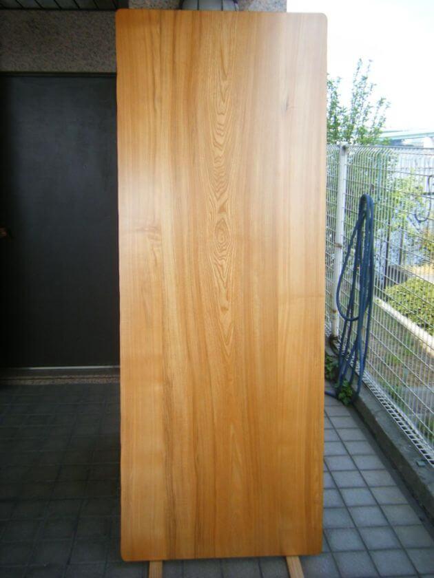 セン 天板 ケヤキ調 ウレタン塗装 TB-9