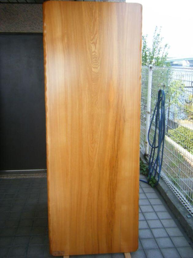 セン 天板 ケヤキ調 ウレタン塗装